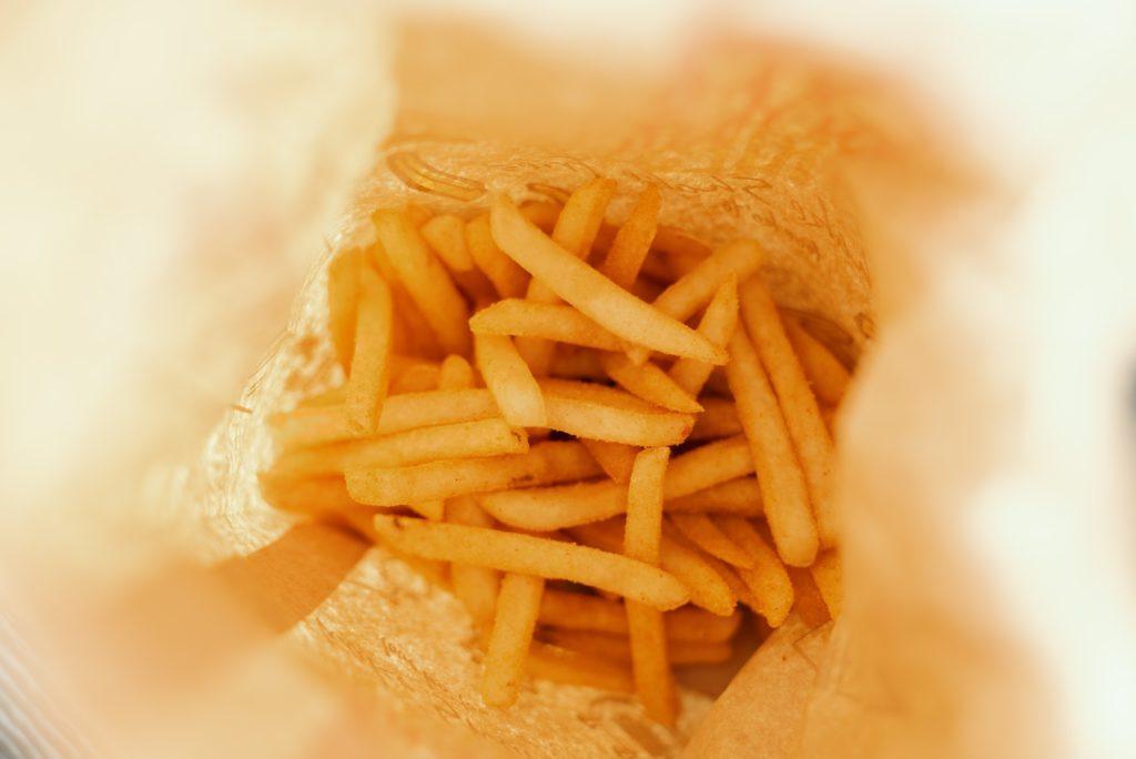マクドナルドで塩なしフライドポテトを注文する方法