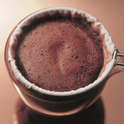 上島珈琲店のネルドリップコーヒー